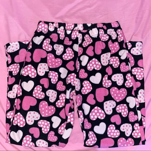 Other - Girls Heart Pajama Pants